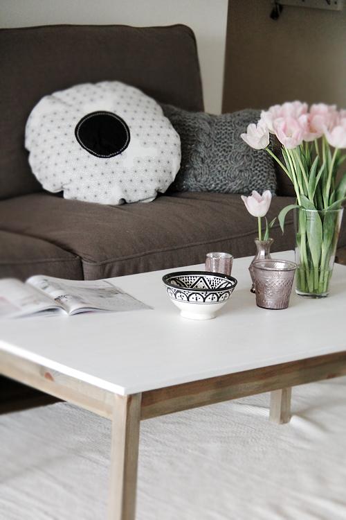 DIY Ikea Hacks: mesa de centro facilísima | Mesa centro ikea
