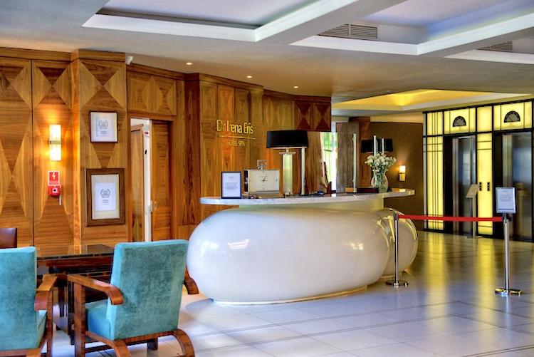 hotel pięciogwiazdkowy polanica zdrój, hotel kotlina kłodzka, irena eris hotel