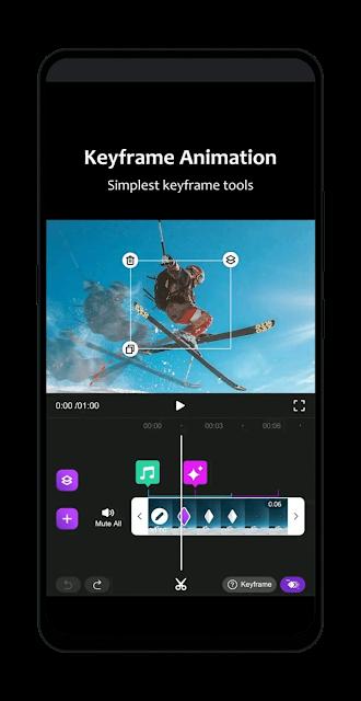 تحميل تطبيق Ninja Motion Pro مهكر آخر اصدار للاندرويد
