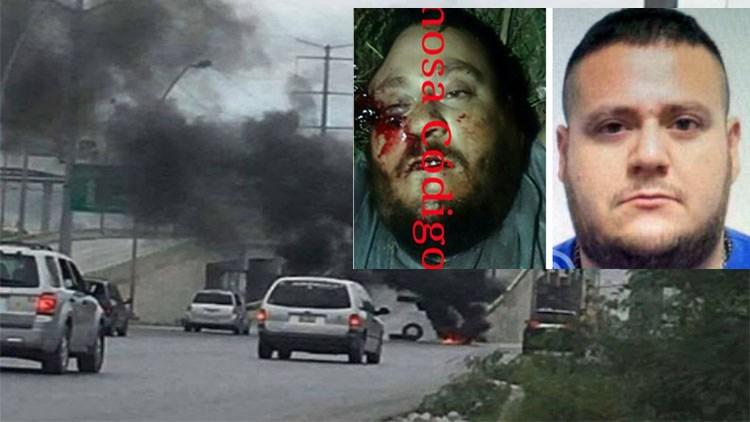 """TRASCIENDE: FUERTES """"TOPONES"""" entre MARINOS y SICARIOS culminan con la  MUERTE del  """"TORO"""" LÍDER DEL CDG"""