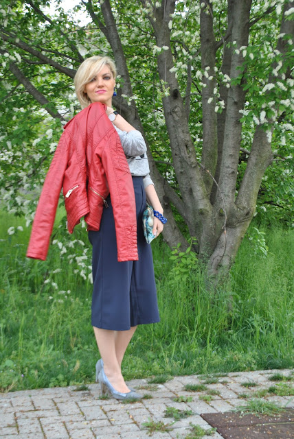 outfit pantaloni culotte blu come abbinare i pantaloni culotte blu pantaloni culotte blu kiabi how to wear blue culotte pants how to combine blue culotte pants spring outfit outfit aprile 2016 outfit primaverili mariafelicia magno fashion blogger color block by felym fashion blogger italiane fashion blog italiani fashion blogger milano blogger italiane blogger italiane di moda blog di moda italiani ragazze bionde blonde hair blondie blonde girl fashion bloggers italy italian fashion bloggers influencer italiane italian influencer