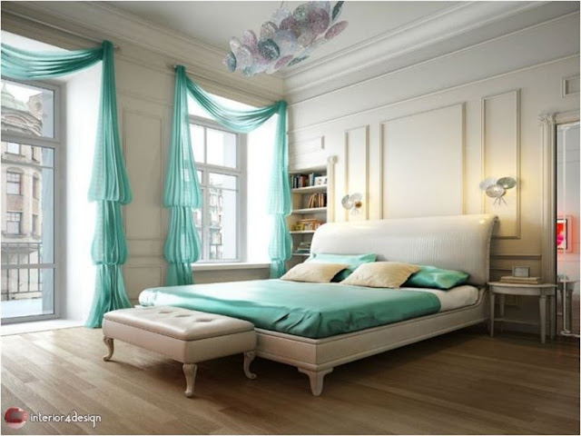 Upscale Bedroom Designs 19