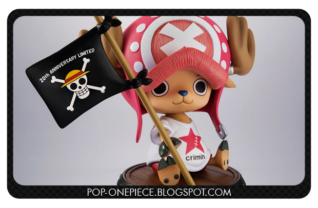 Chopper Crimin Ver.(20th anniversary) - P.O.P Sailing Again