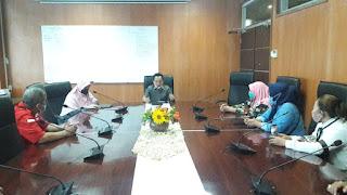Warga Mabar Mengadu ke DPRD Medan Protes Keberadaan PT API