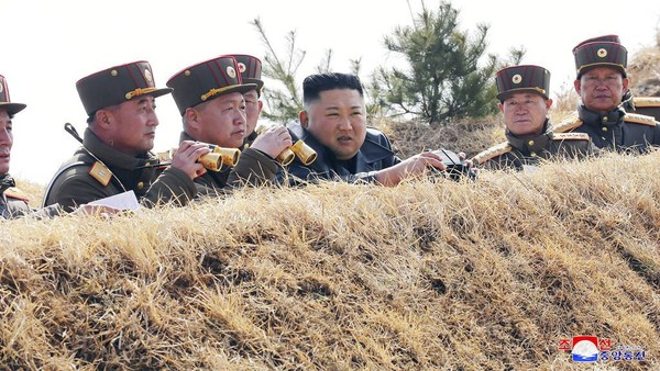 Pejabat Korsel Sebut Kim Jong-Un Tidak dalam Kondisi Kritis