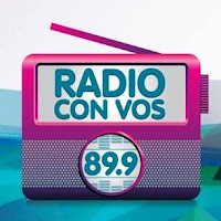 Radio Con Vos 89.9 FM en Vivo On line