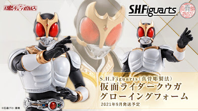 S.H. FiguArts (Shinkocchou Seihou)  Kamen Rider Kuuga Growing Form