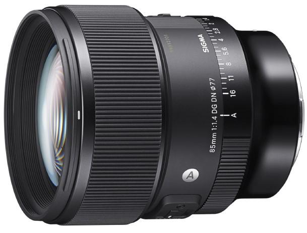 Sigma 85mm f/1.4 DG DN Art