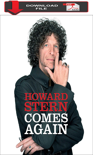 pdf download Howard Stern Comes Again book download pdf free