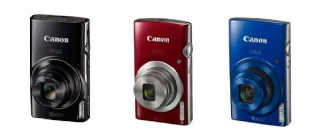Pilihan Warna Kamera Canon IXUS 175