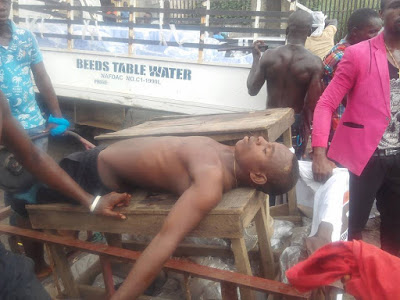 5 Photos: 3 killed as Hausa and Igbo Traders clash in Aba