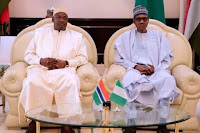 THE GAMBIAN PRESIDENT, ADVOCATES AND COMPLEMENTARY AGENDA FOR HIS COUNTRY AND NIGERIA WITH BUHARI