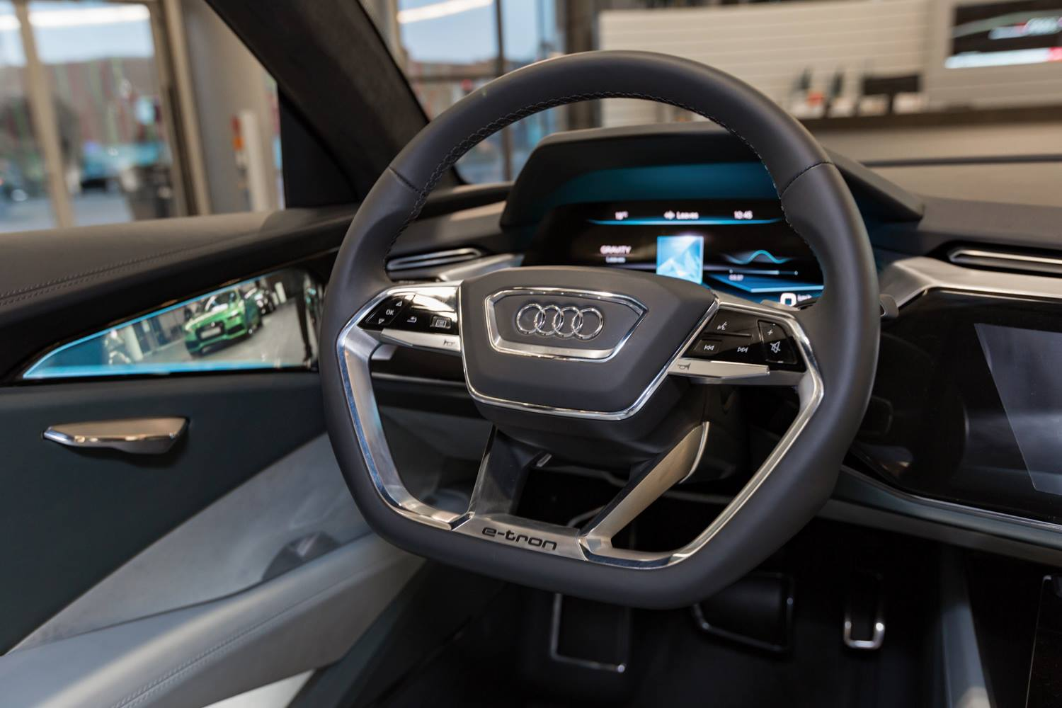 New Audi A8 Expected To Debut Company S Virtual Dashboard