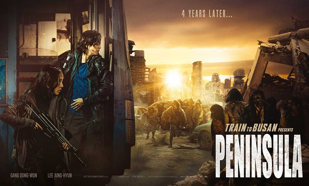 Movie Review by Rawlins, Train to Busan Presents: Peninsula, Horror, Zombie movie, Gang Dong-won, Lee Jung-hyun, Lee Re, Rawlins GLAM, Rawlins Lifestyle