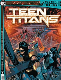 Read Future State: Teen Titans comic online