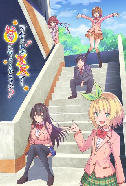 Kawaikereba Hentai demo Suki ni Natte Kuremasu ka? Season 2