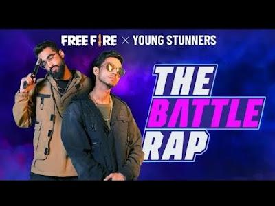 THE BATTLE RAP Lyrics - Young Stunners x Free Fire