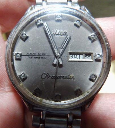 bbbb267884f Mido Ocean Star datoday Chronometer