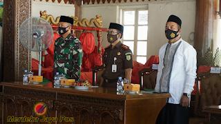 """Peringatan Hari Santri Nasional Di Pemkab Jepara """" Santri Sehat Indonesia Kuat"""""""