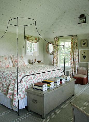 Décor Inspiration | Places: Anna Wintour's Summer Home, Forge River