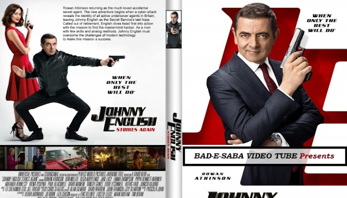 BAD-E-SABA Presents - Comedy Action Movie Johnny English Strikes Again Watch Online