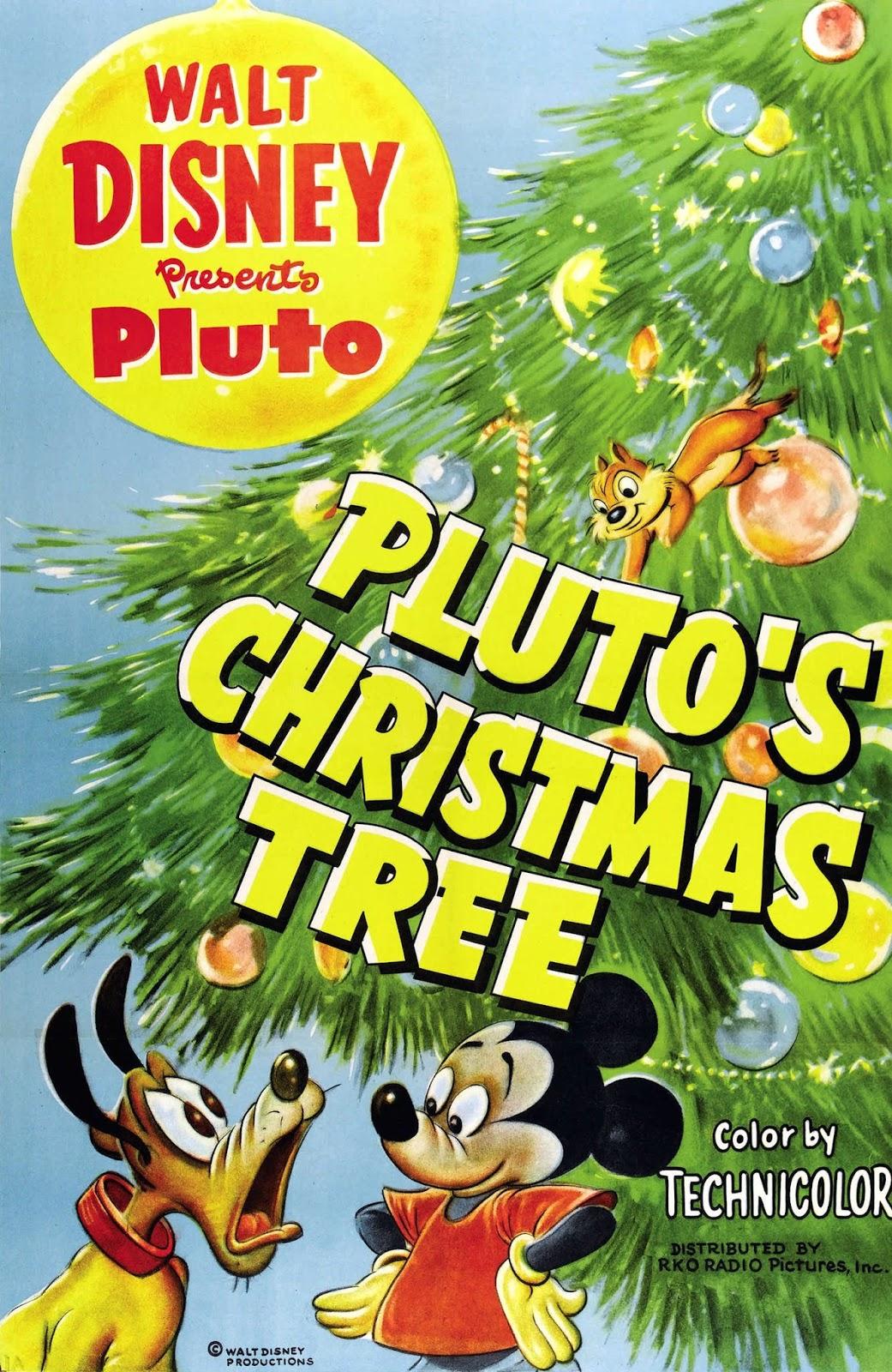 Pluto's Christmas Tree (1952) ταινιες online seires oipeirates greek subs