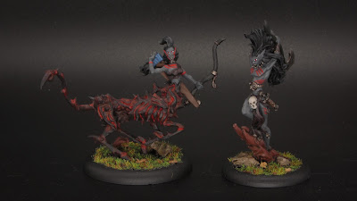 Wild Elven Centaur and Ascendant