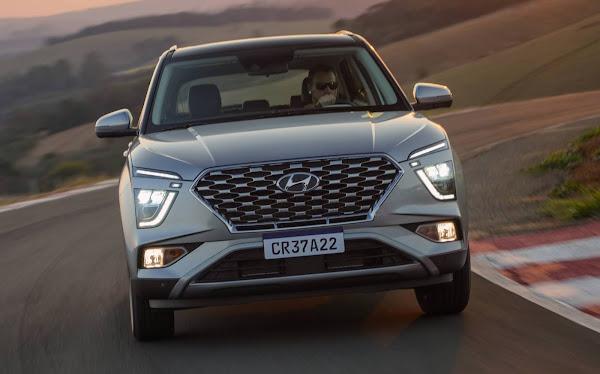 Novo Hyundai Creta 2022 Ultimate