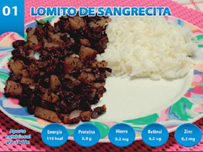 Principales alimentos fuentes de hierro en la lucha contra la anemia [Post]