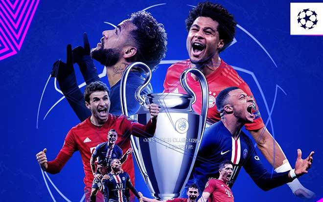 Đội hình trong mơ chung kết Cúp C1, PSG - Bayern: Mbappe vắng mặt vì Gnabry