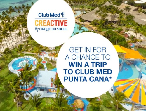 Club Med Punta Cana Vacation Contest