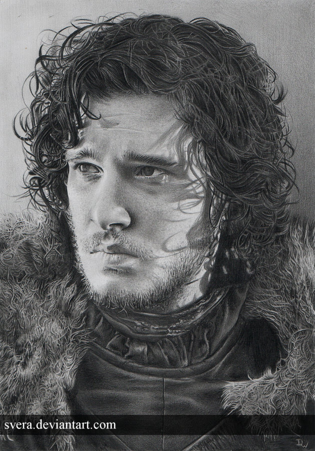 02-Game-of-Thrones-Daniela-Wolf-Svera-Photo-Realistic-Film-&-TV-Series-Drawings-www-designstack-co