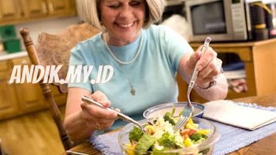 makan sayur, serat, susah buang air besar, sembelit,