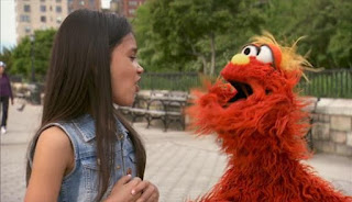 Murray What's the Word on the Street Confidence. Sesame Street Episode 4421, The Pogo Games, Season 44.