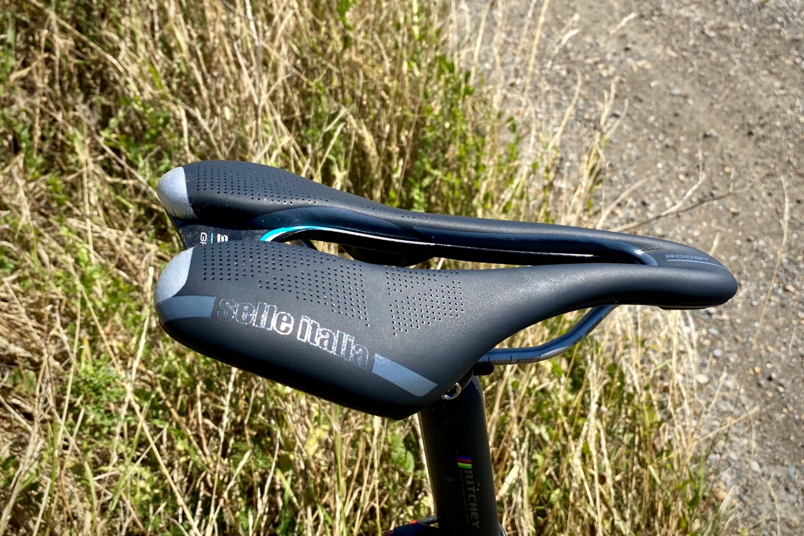 Selle Italia SLR Boost Gravel Superflow Saddle S3