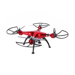 Drone Quadcopter Syma X8HG 2.4G Full HD 1080p Video 8.0MP Photo Altitude Hold