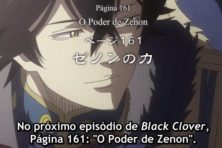 Black Clover – Episódio 161