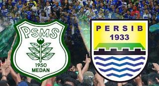 Siap Tempur Lawan PSMS, Persib Siap Balas Kekalahan di Piala Presiden 2018