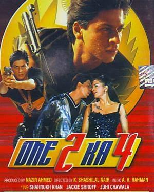 One 2 Ka 4 2001 DVDRip 400mb