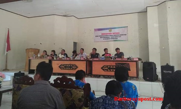 Reses di Dapil II, Masyarakat Minta Penambahan Guru