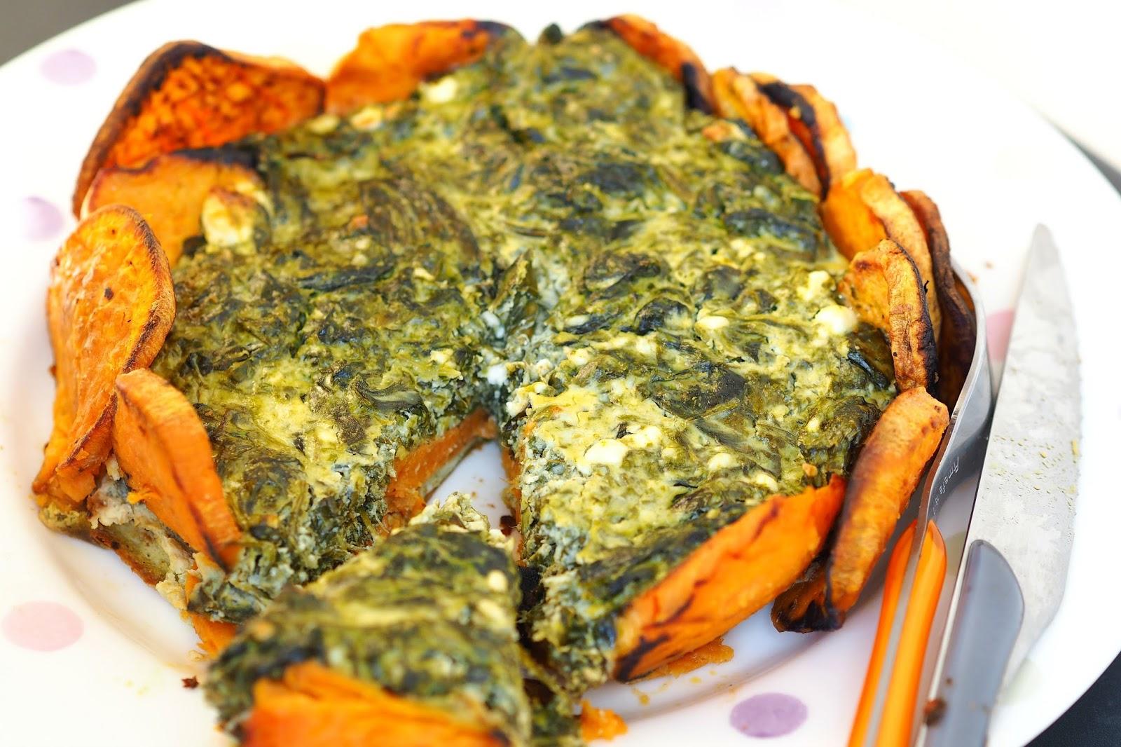SHAKE UP YOUR SWEET POTATO | TORTA RECIPE - CarlyRowena |Potato Torta