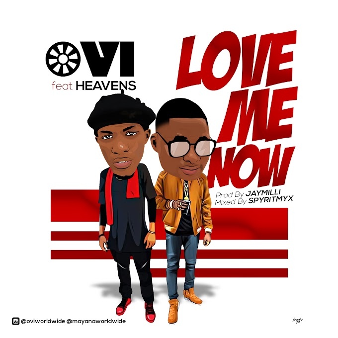 Music-Video: Ovi - Love Me Now ft Heavens