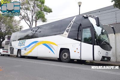 autobuses fletes y pasajes