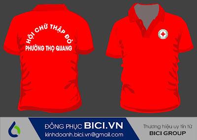 Mẫu áo lớp Quảng Nam 12