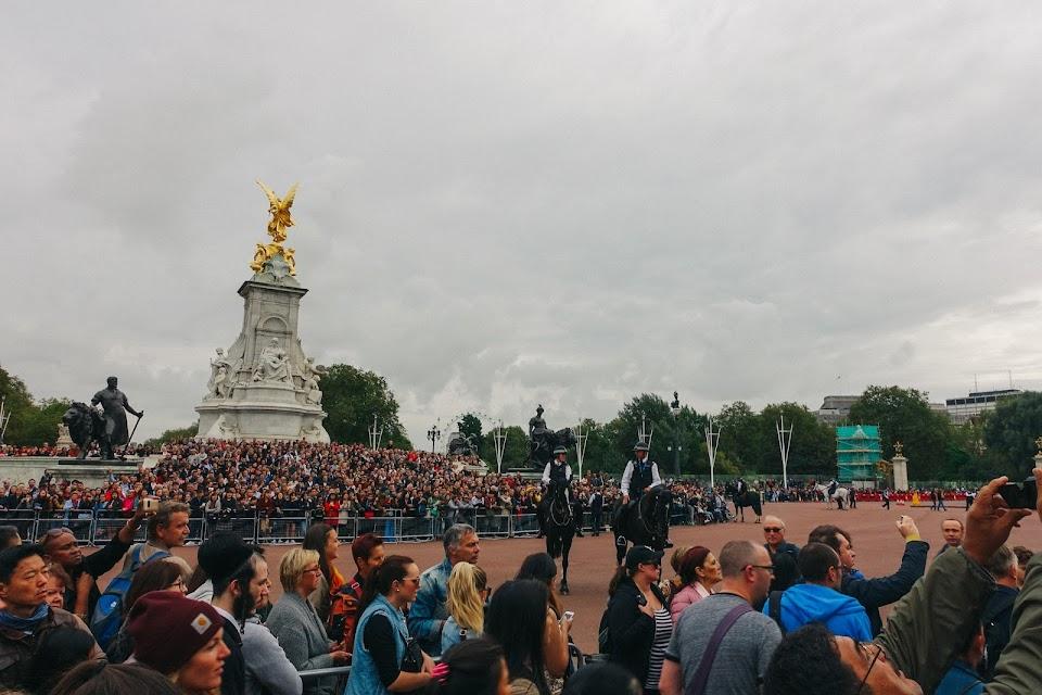 クイーン・ヴィクトリア・メモリアル(Queen Victoria Memorial)