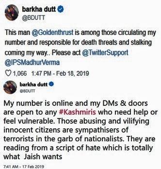 Mediacrooks Genitalyst Barkha