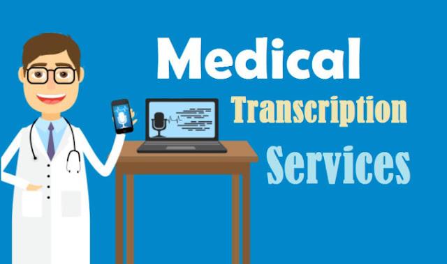 Professional medical transcriptions - transcription and translation
