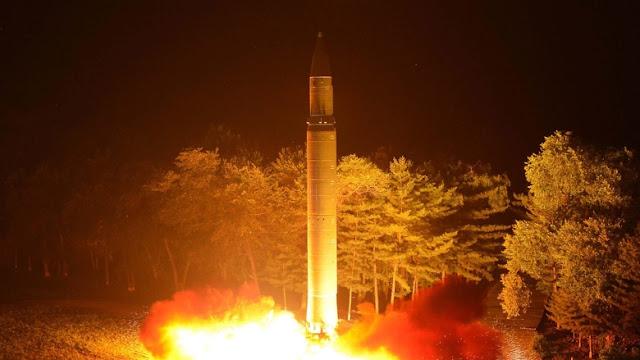 """Trump ameaça Coreia do Norte com """"fogo e fúria como o mundo nunca viu antes"""""""