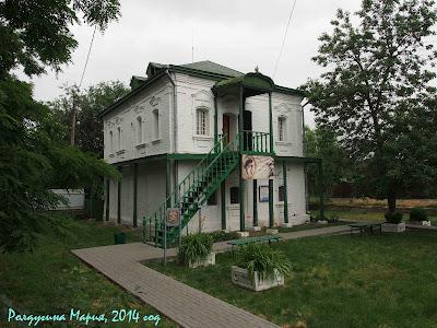 Старочеркасск фото дом Булавина