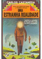 Capa do Livro: Uma Estranha Realidade